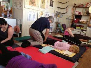 Massage Somatoxinésie